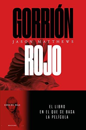 Gorrión rojo, Jason Matthews (Red sparrow, 1) 41FdoZVkVLL