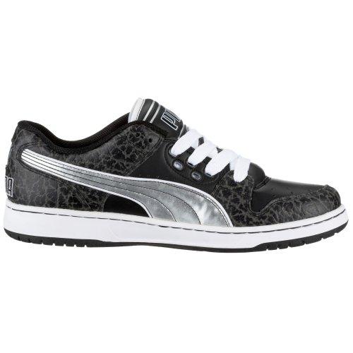 Puma - Casual uomo Black/White