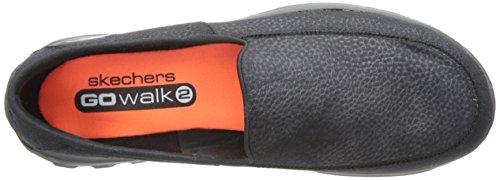 Skechers GO Walk 2Coast, Sneakers basses homme Noir (bbk)