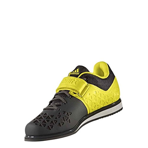 Adidas Powerlift 3 Weightlifting Schuh - AW17 Grey/Lemon Peel