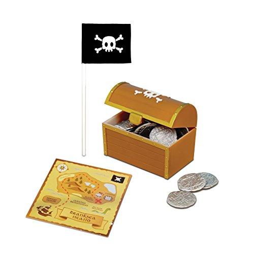Lottie LT033 Pirate Queen Zubehörset - Puppen Zubehör Kleidung Puppenhaus Spieleset - ab 3 Jahren (Pirate-kleidung Für Kinder)