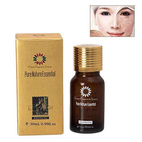 Biback ultra éclaircissante huile impeccable enlever taches sombres huile essentielle âge taches enlèvement hyper-pigmentation huile corporelle soins de la peau huile essentielle