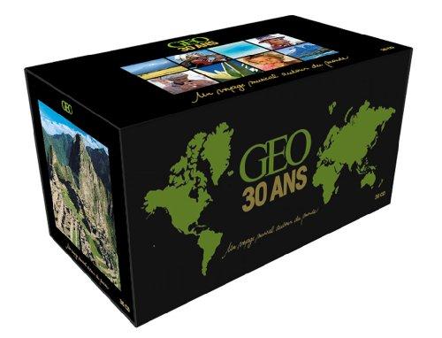 Coffret Géo 30 ans - Un voyage musical autour du monde (Coffret 30 CD)