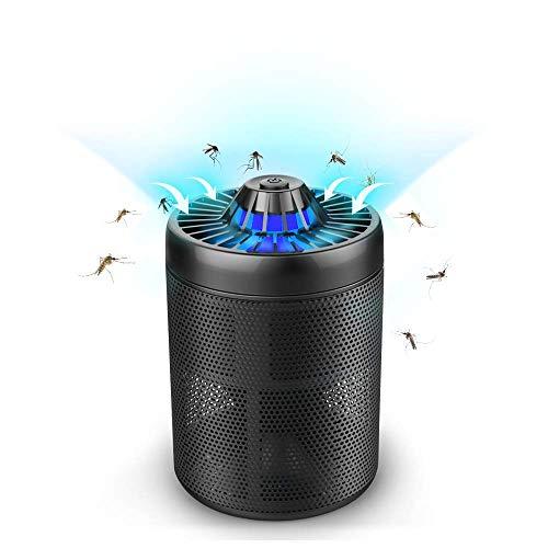 DOUHE Indoor-Insektenfalle-Gnat, Mückenvernichter, Insektenvernichter, Moskito Killer, UV-Licht, Insektenschutz, USB-Aufladung, kindersicher, ungiftig, keine Strahlung - Camping und Zuhause - Mosquito Magnet