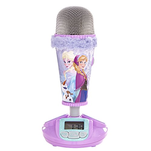 Worlds Apart Disney Frozen - Die Eiskönigin - Mikrofon Wecker