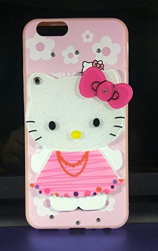 hot sale online 5157a f40c5 Dream2Cool Makeup Mirror Hello Kitty Back Cover for Oppo A57 - [Multi  Colour]