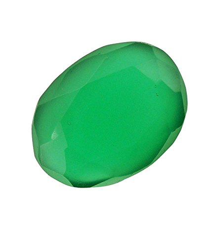 Green Onyx 6 Ratti Certified Natural Gemstone