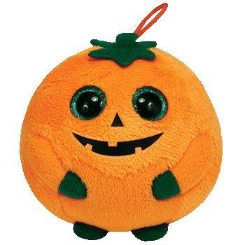Ty Punkin - Kürbis Halloween Beanie 8,5 cm