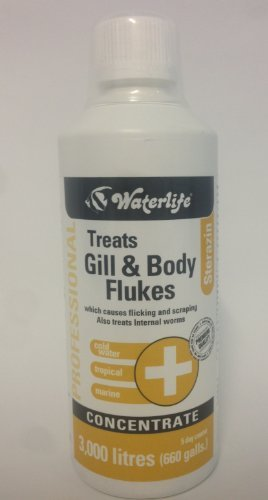 Waterlife Gill & Body Flukes Treatment Sterazin 500Ml 1