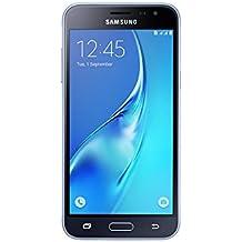 Samsung Galaxy J3 SM-J320F 4G Negro - Smartphone (SIM doble, Android, MicroSIM, GSM, UMTS, LTE)