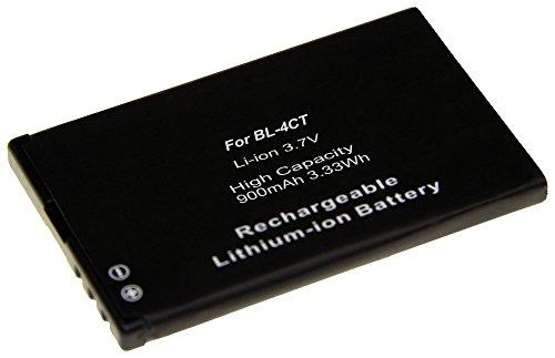 Akku passend für Nokia BL-4CT 2720 fold 5310 5630 XpressMusic 6600 fold