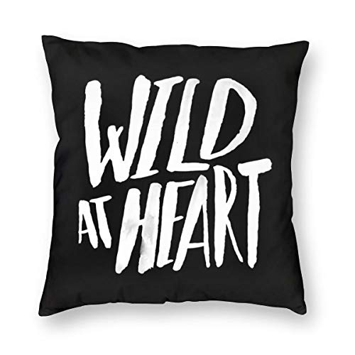 THsirtee Wild at Heart Kissenbezug Kissenbezug Für Taille Hug Platz Kissenbezug Dekoration Home Deco 24