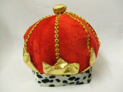 Wise man Crown ~ Red ~ King ~ Royal ~ Queen ~ Coronation ~ ()