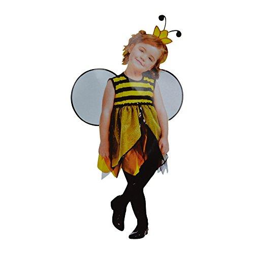 Bermoni Biene verkleiden Sich Kostüm (7 bis 10 Jahre) (BEE-01)