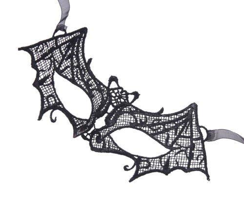 dentelle-noire-batte-transparente-venitien-mascarade-partie-masque-de-carnaval-halloween
