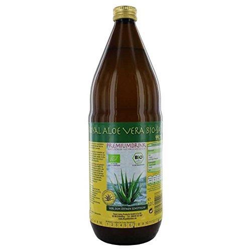 Bio Aloe Vera Saft Direktsaft 99,7{4f6241282106262f667f886b28bc370bb318adfc24efdd62d117c34fddab3f88} IASC 1 L 1200mg/L Aloverose Royal Aloe Vera