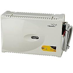 V-Guard VG 400 Voltage Stabilizer for upto 1.5 Ton AC (170-270 V)