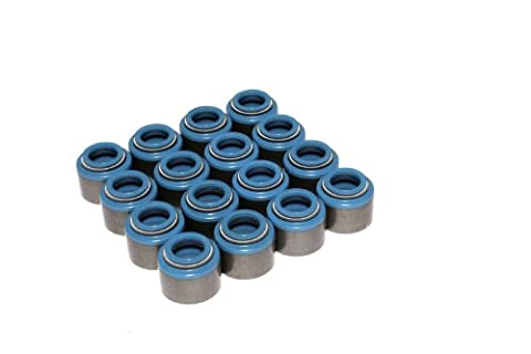 Comp Cams 529-16 Viton Valve Seals - 11/32in Steel Body .530i
