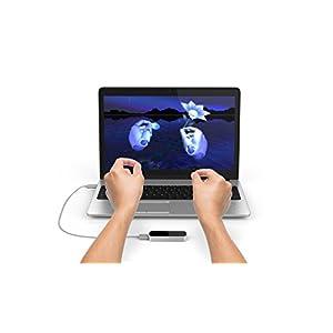 Leap Motion Controller für Mac oder PC (Einzelhandelsverpackung und aktualisierte Software)