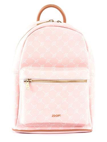 Joop! Damen Cortina Salome Backpack Mvz Rucksack, Pink (Light Pink), 15x33x23 cm