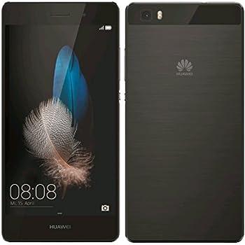 "Huawei P8 Lite - Smartphone libre de 5"" (IPS LCD, Octa-Core, Cortex-A53, 2 GB RAM, 16 GB, cámara 13 MP, Android 6.0 Marshmallow), color negro"
