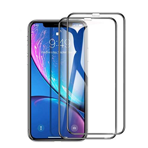 0a73c55d4f6 SKYE Protector Pantalla iPhone XR [2 Unidades] Cristal