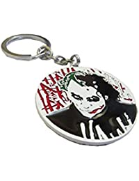 Joker Batman Superhero Logo Keychain Keyring For Car And Bike Marvel Lover Man & Women