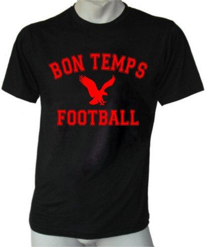 True Blood Inspiriert Bon Temps T-shirt Schwarz