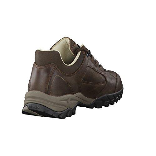 Meindl Chaussures de marche pour homme Lugano 5169 brun foncé