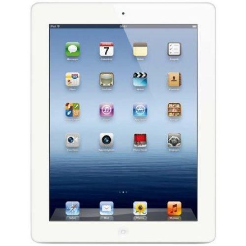 Apple iPad 4 16GB Wi-Fi - White (Refurbished)