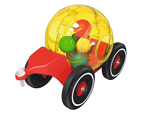 BIG 800056262 - Bobby-Car-Mix-Trailer, Spielwarenfabrik