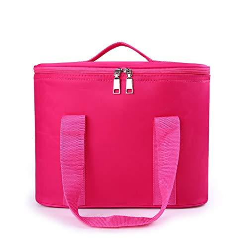 Willlly Sacchetto Cosmetico Sacchetto Cosmetico Portatile Casual Chic Di Lavaggio Della Borsa Di Alta Capacità Di Turismo AllAperto Impermeabile