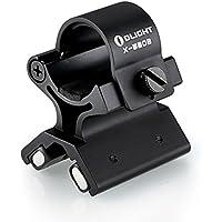 Olight® X-WM02 Soporte magnético universal con el imán de la energía para los profesionales - conveniente para las linternas de 23-26 milímetros de diámetro,igual que el modelo de M3XS-UT M, negro