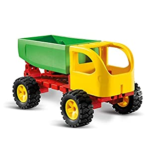 Fischertechnik Little Starter - Divertido y Educativo Juego de Construcción de Vehículos, con 6 Modelos