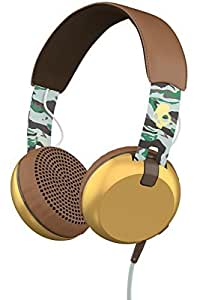 Skullcandy Grind 2.0 Scout Camo Brown Gold