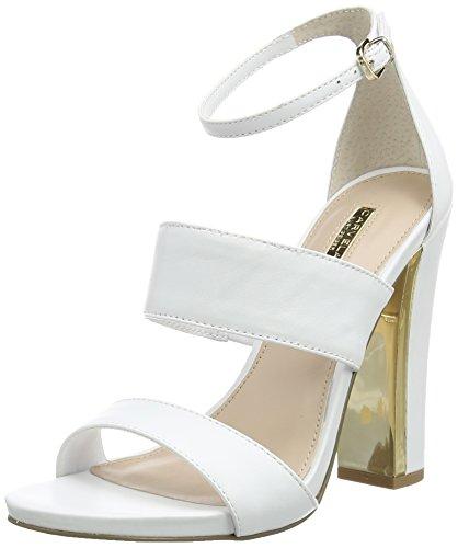 Carvela Gossip,  Bianco Bianco (White) 39 1/3