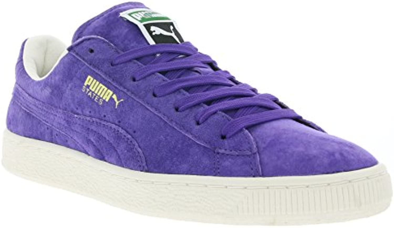 PUMA States Summer Schuhe Damen Sneaker Turnschuhe Lila 358389 02