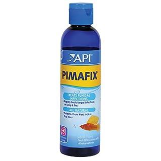 API PIMAFIX Antifungal Freshwater and Saltwater Fish Remedy 118 ml Bottle