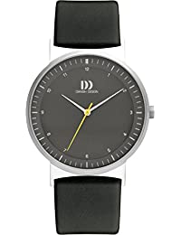 Danish Design Reloj Analogico para Unisex de Cuarzo con Correa en Acero Inoxidable IQ14Q1189