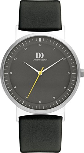 Danish Design Unisex Analogue Quartz Watch with Stainless Steel Strap IQ14Q1189