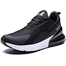 wholesale dealer a3a50 18adf GNEDIAE Homme AIR 27C Bas-Top Chaussures de Course Baskets pour Marche  Sport Athlétique Fitness