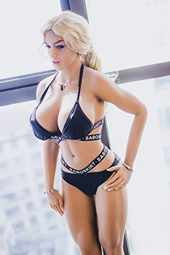 CZL Oil-Free + Powder-Free New Material sexy 166 cm Skin Tone Muscle  Fitness Body Love doll Big Chest Girl TPE Silicon Sex Dolls Realistic Love  doll 3