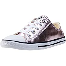 Converse Womens Chuck Taylor All Star Dainty Ox Canvas Trainers