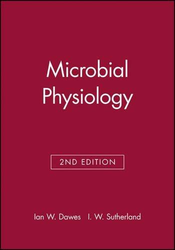 Microbial Physiology (Basic Microbiology) by Ian W. Dawes (2009-03-15) par Ian W. Dawes