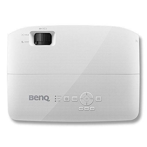 BenQ MH534 DLP Projector - White