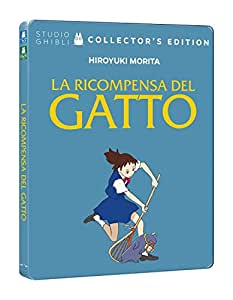La Ricompensa Del Gatto - Steelbook (Blu-Ray + DVD)