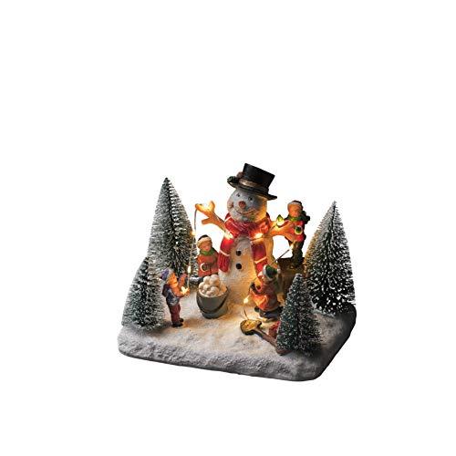 LED Weihnachtsdeko Figur