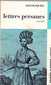 Lettres Persanes (Extraits)