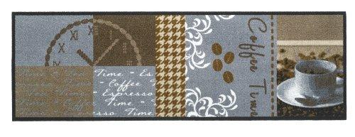 Bsm 2000 tappeto da cucina, 150 x 50 cm, passatoia antiscivolo, diversi modelli, lavabile a 30°c, buon appetito