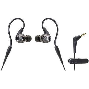 Audio Technica ATH-Sport3 Sonic Sport écouteurs intra-auriculaires rouge